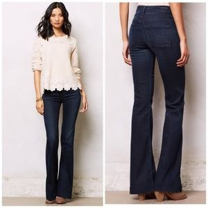 Citizens of Humanity Hutton Midrise Wide Leg Jean
